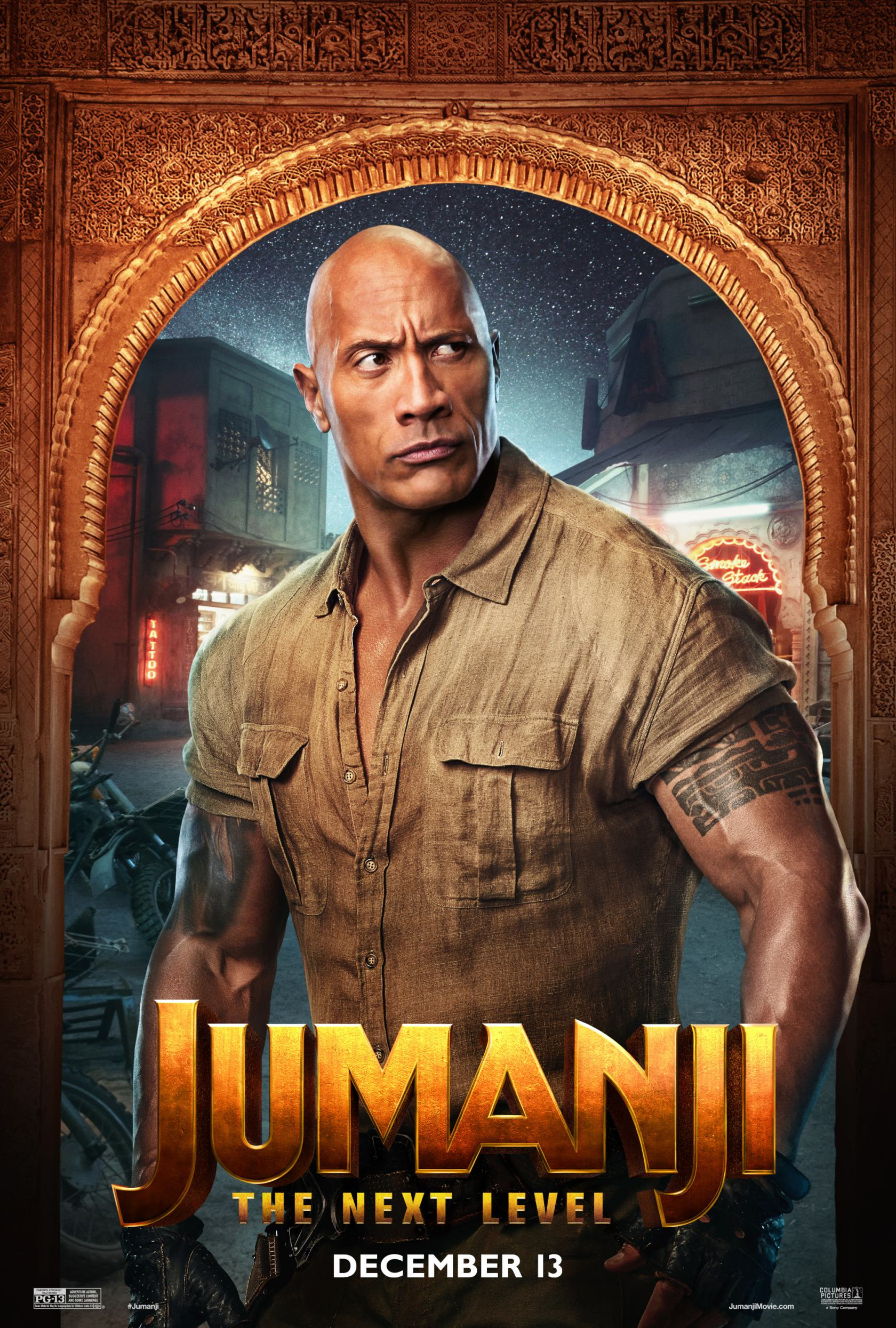 Jumanji: The Next Level Poster #5