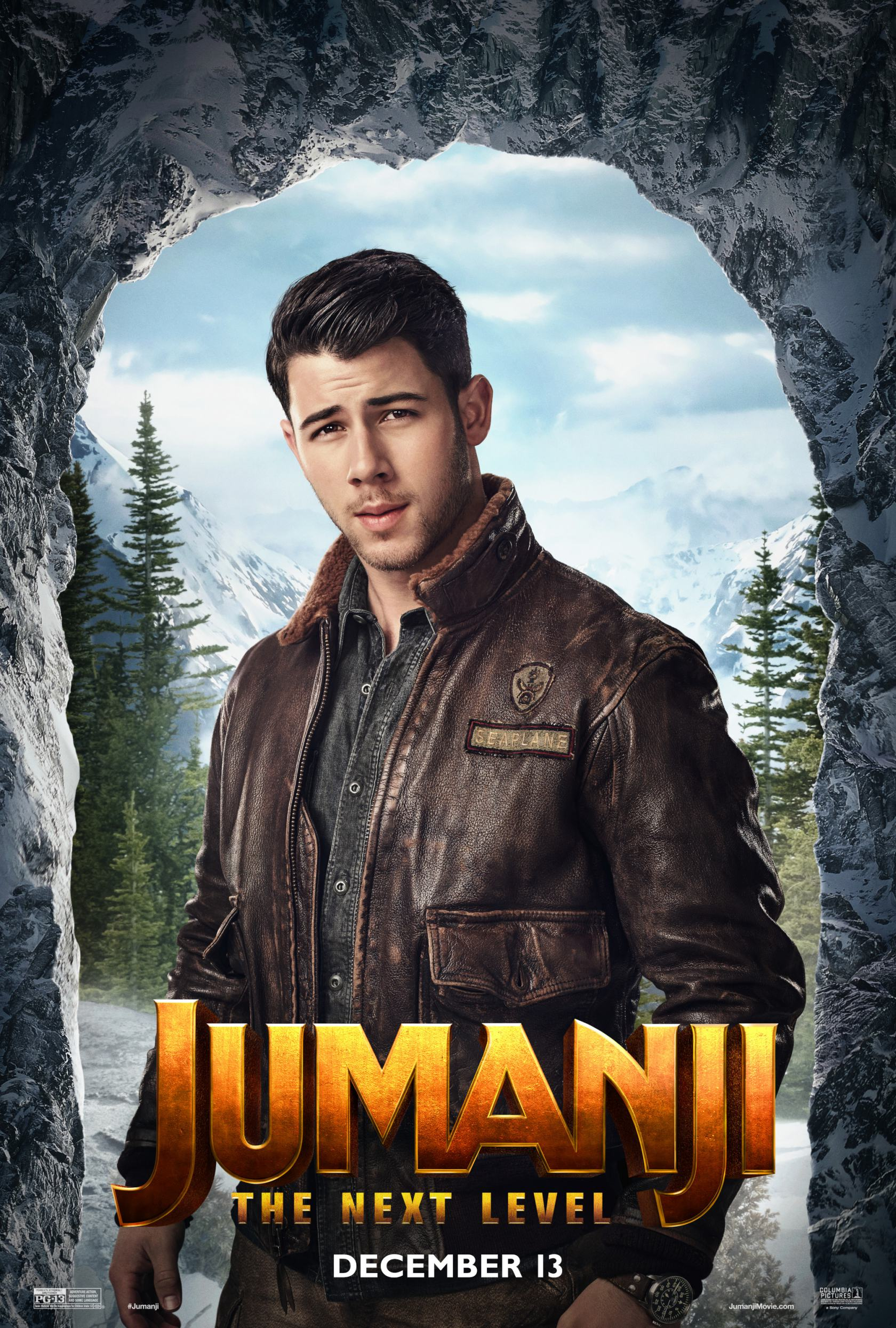 Jumanji: The Next Level Poster #6