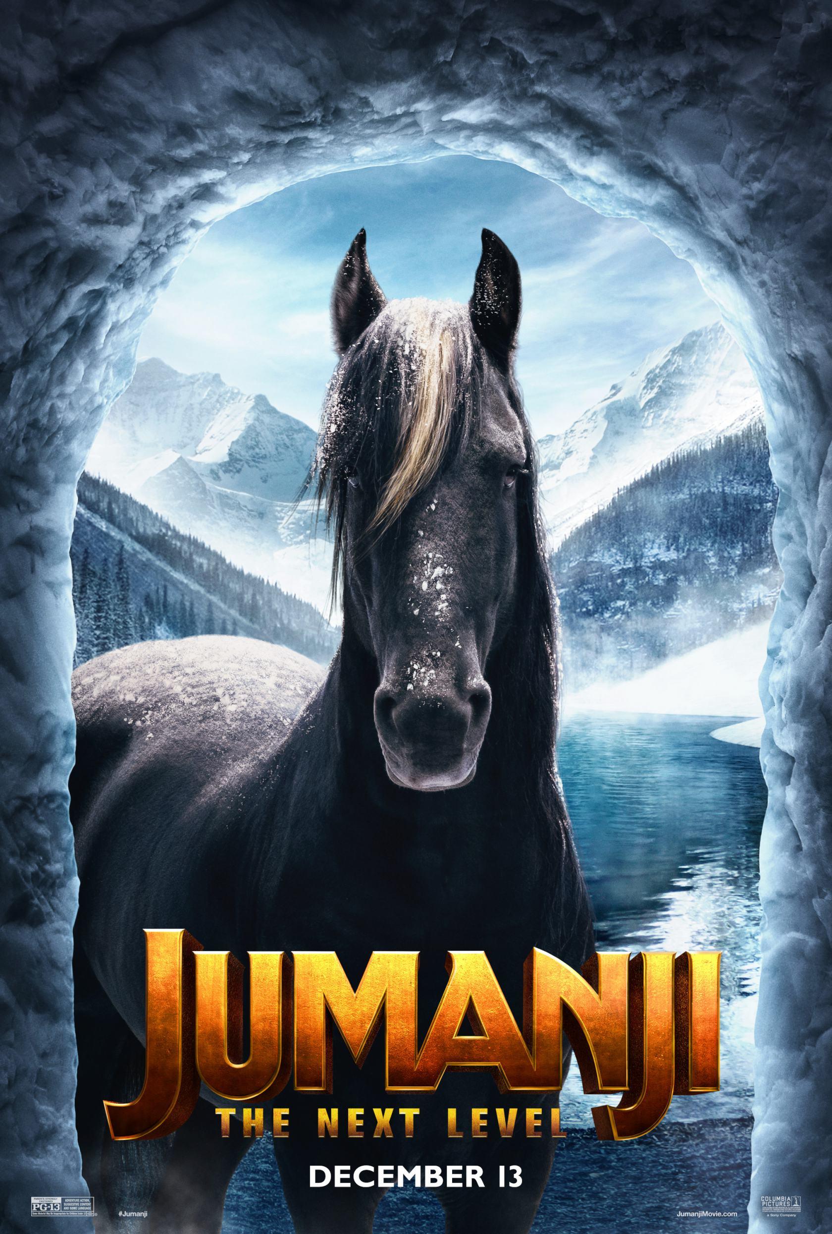 Jumanji: The Next Level Poster #8