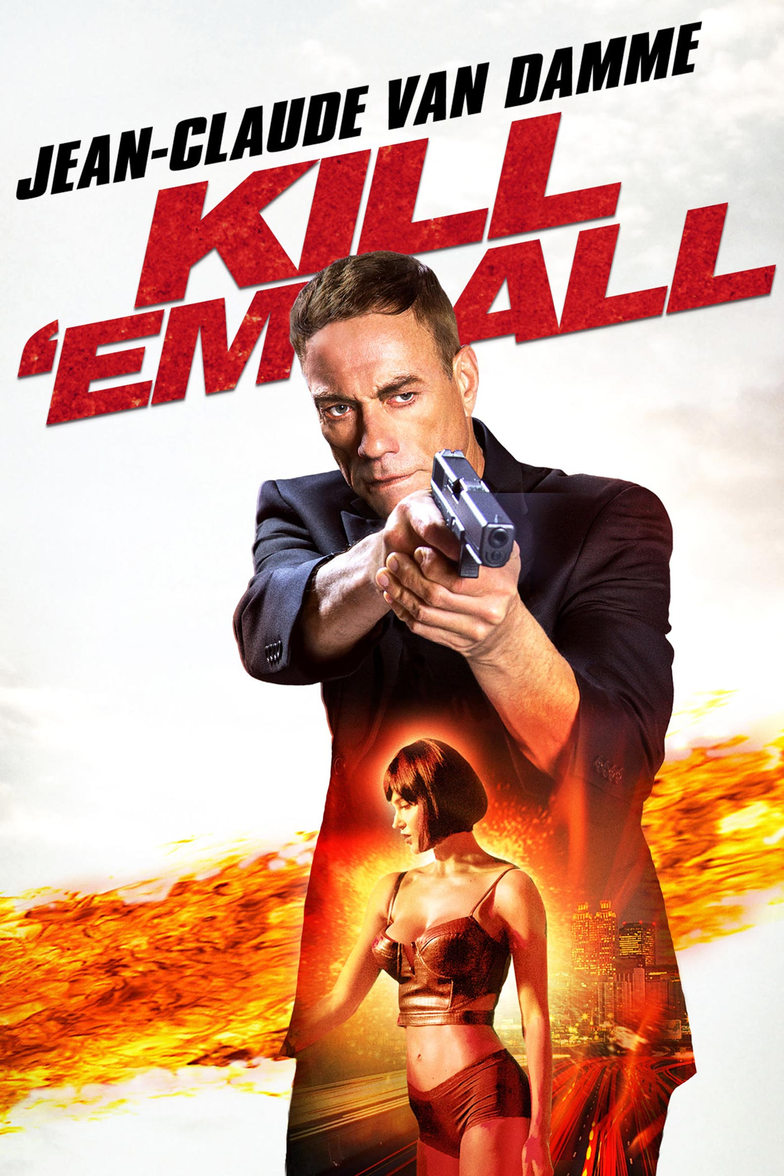 Kill'em All Poster #1