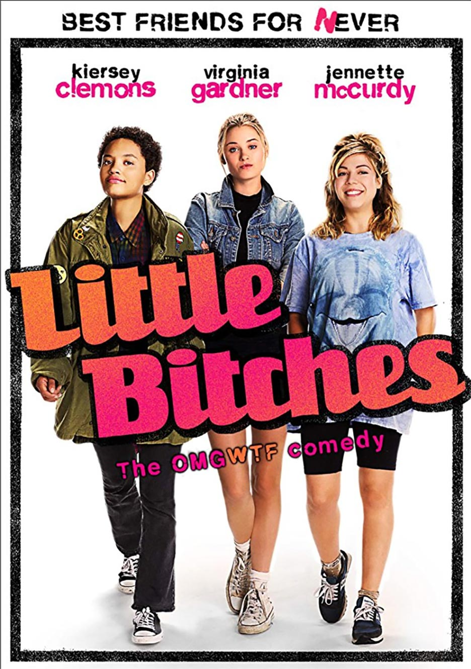 Little Bitches Poster #1