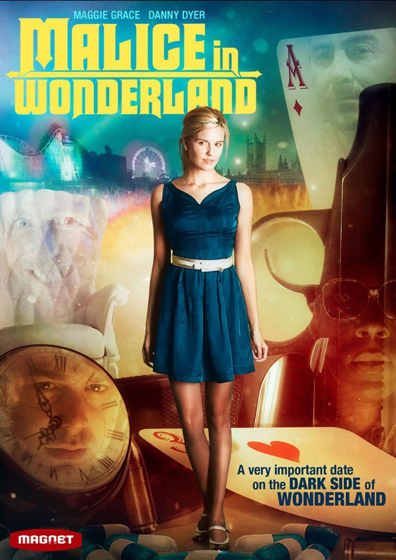 Malice in Wonderland Poster #2