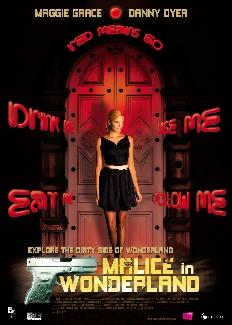 Malice in Wonderland Poster #1