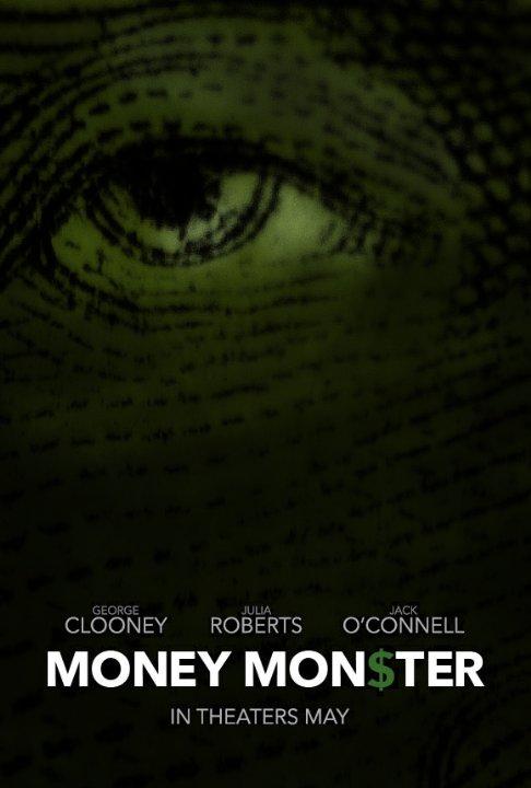 Money Monster Poster #1