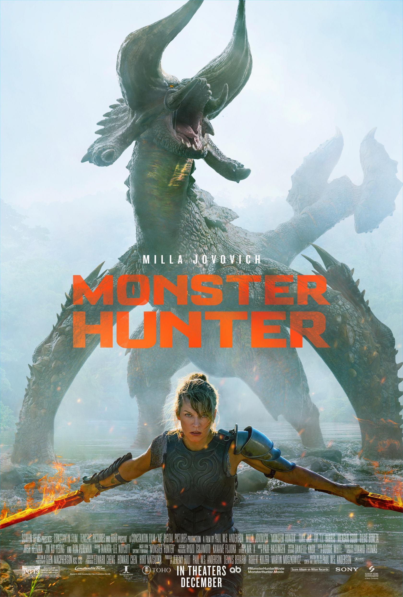 Monster Hunter Poster #1