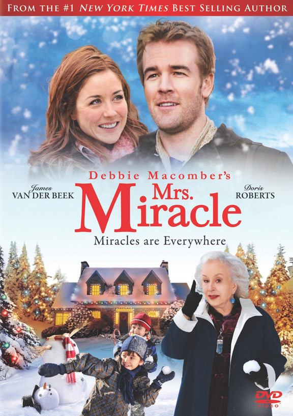 Mrs. Miracle Poster #1