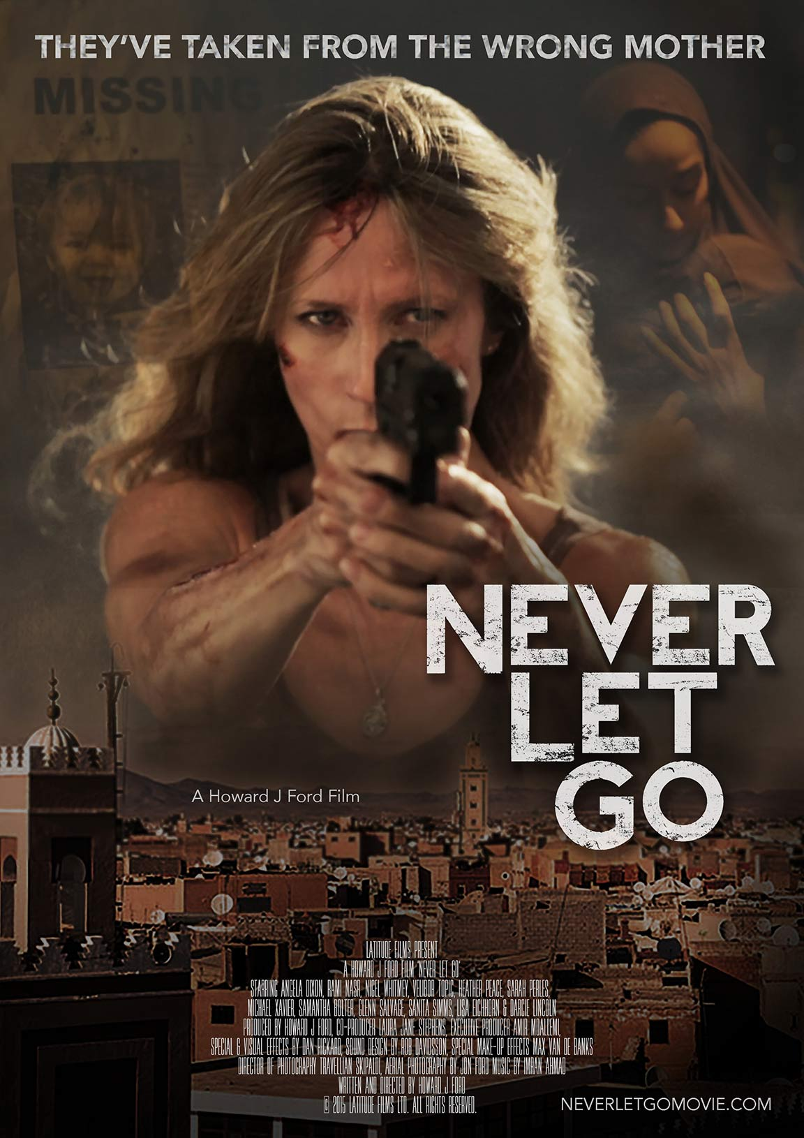 Never Let Go Poster #1