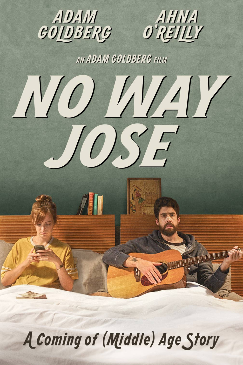 No Way Jose Poster #1