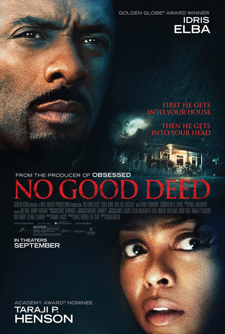No Good Deed Poster #1