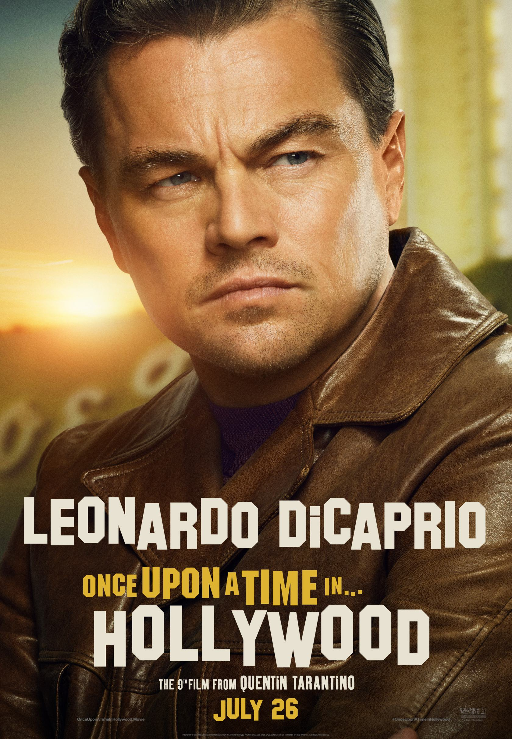 Once Upon A Time In Hollywood 2019 Poster 7 Trailer Addict