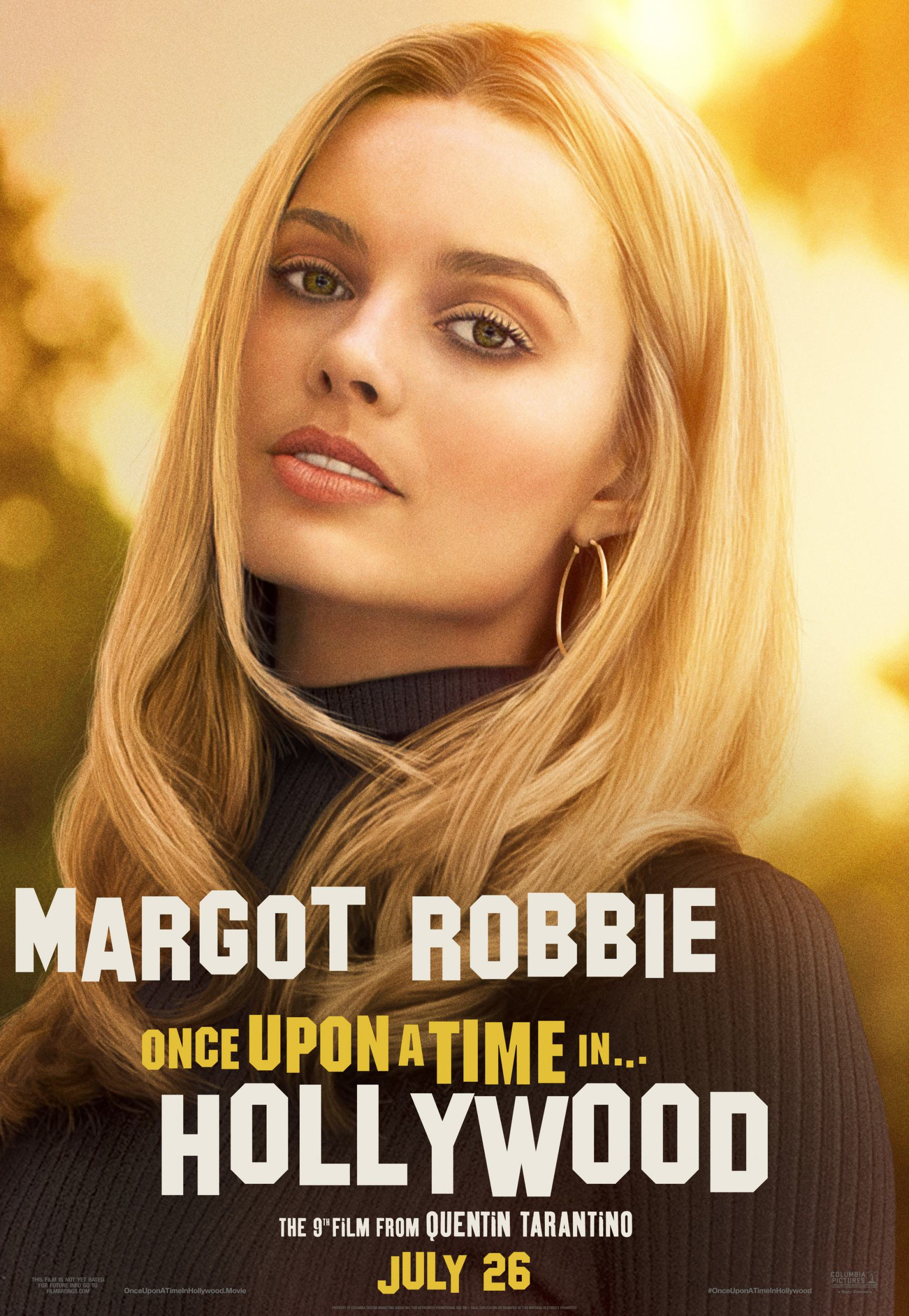Once Upon a Time in Hollywood Poster #9
