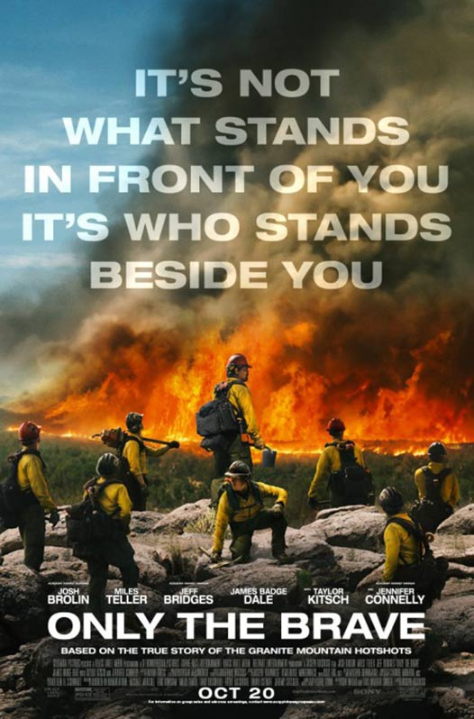 Only the Brave Poster #2
