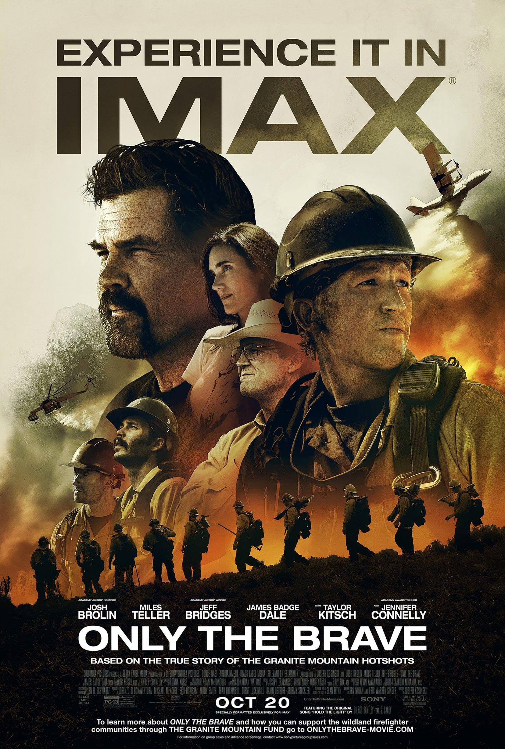 Only the Brave Poster #4