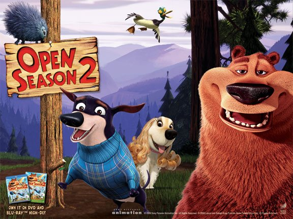 Open Season 2 Poster #2