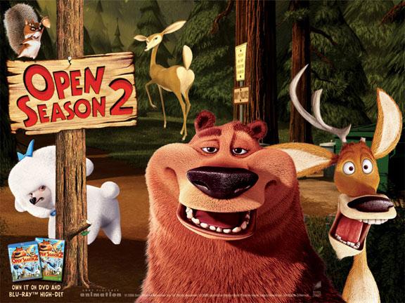 Open Season 2 Poster #1