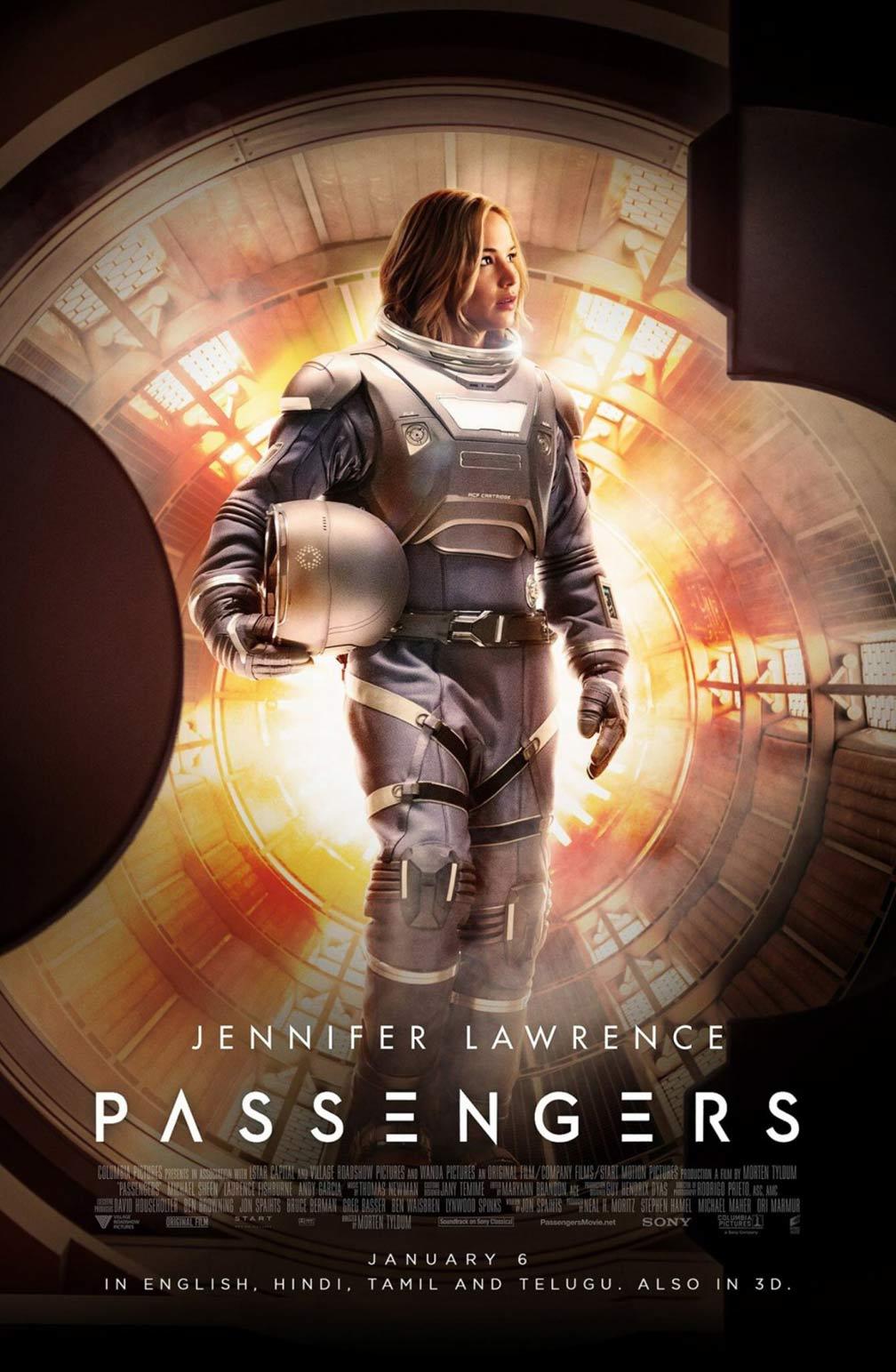 Passengers Poster #6