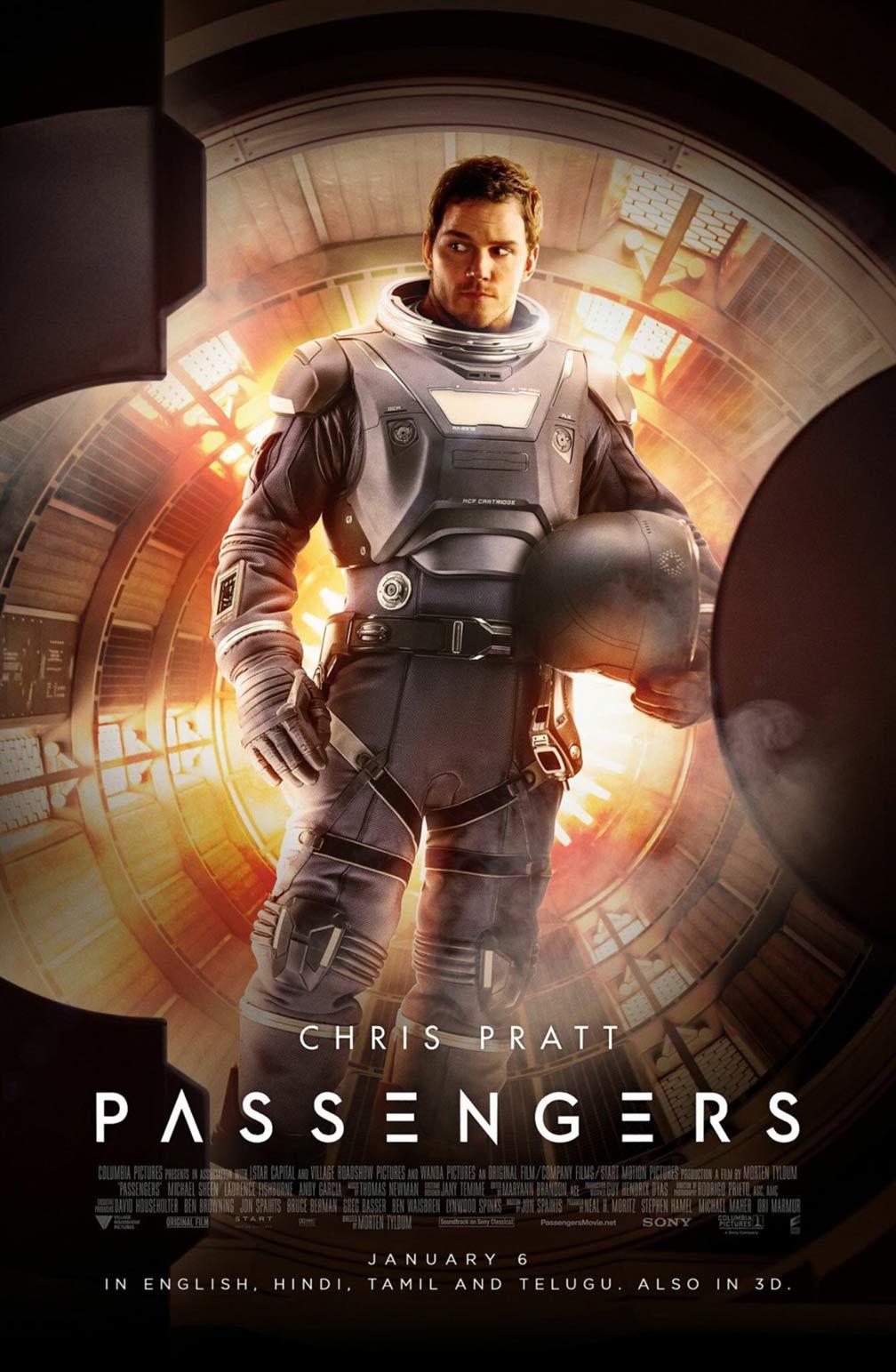 Passengers Poster #7