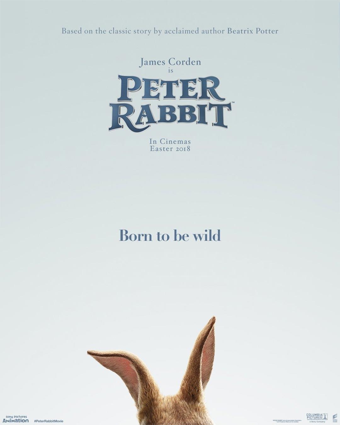 Peter Rabbit Poster #1