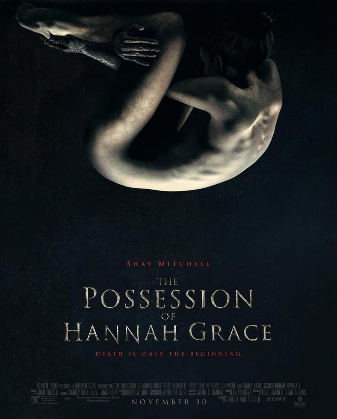 The Possession of Hannah Grace Poster #1