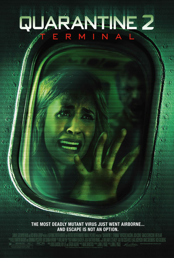 Quarantine 2: Terminal Poster #1