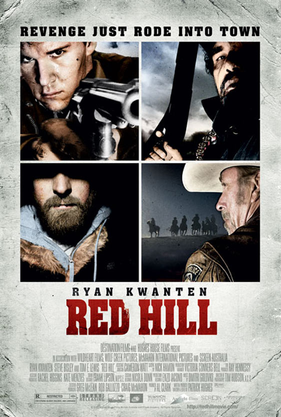 Red Hill Poster #2