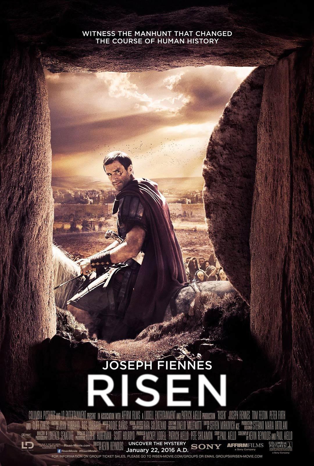 Risen Poster #1