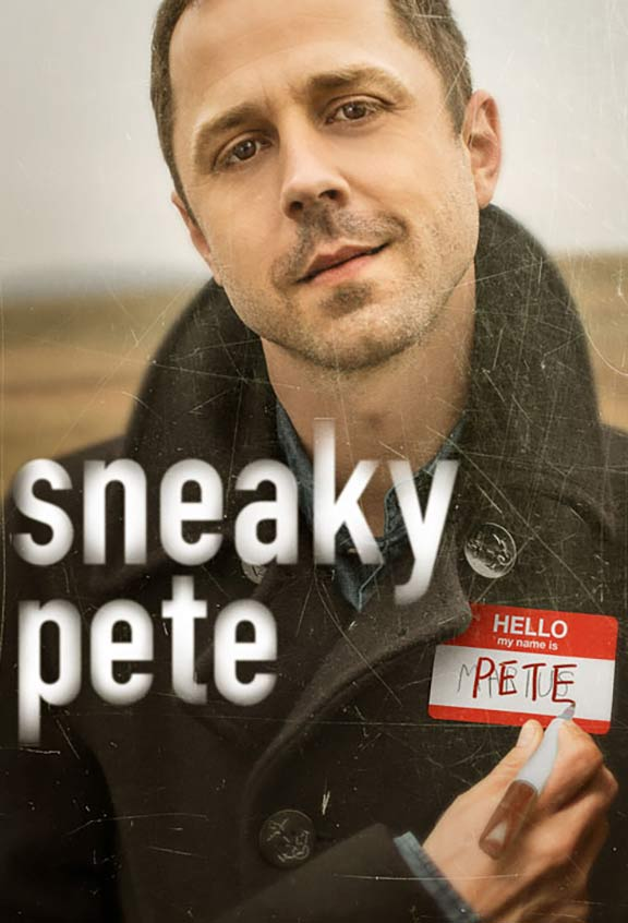 Sneaky Pete Poster #1