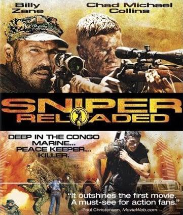 Sniper: Reloaded Poster #1