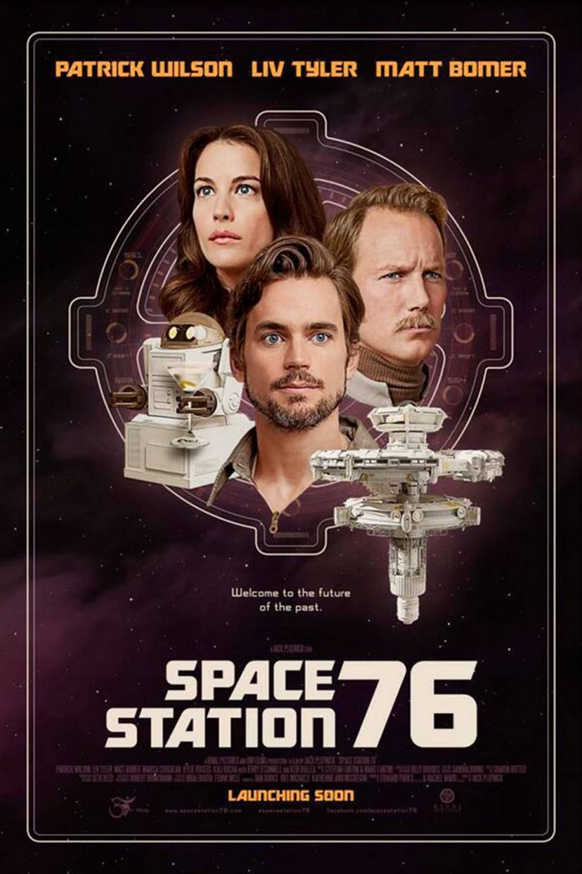 Space Station 76 Poster #1
