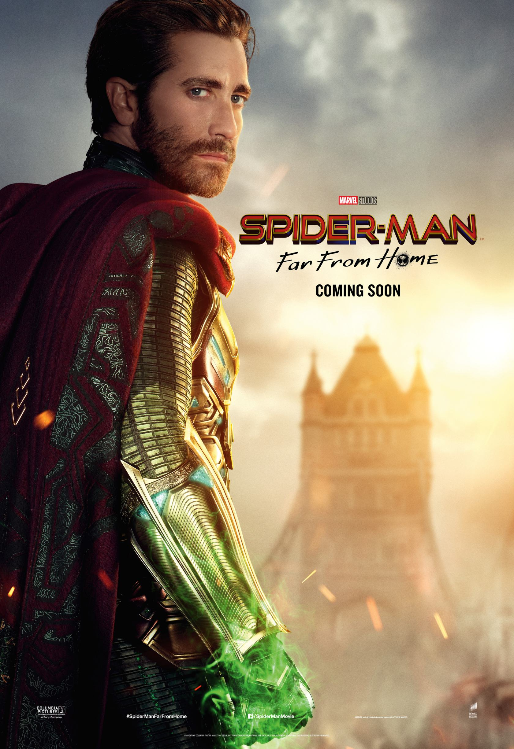 Spider-Man: Far From Home Poster #10