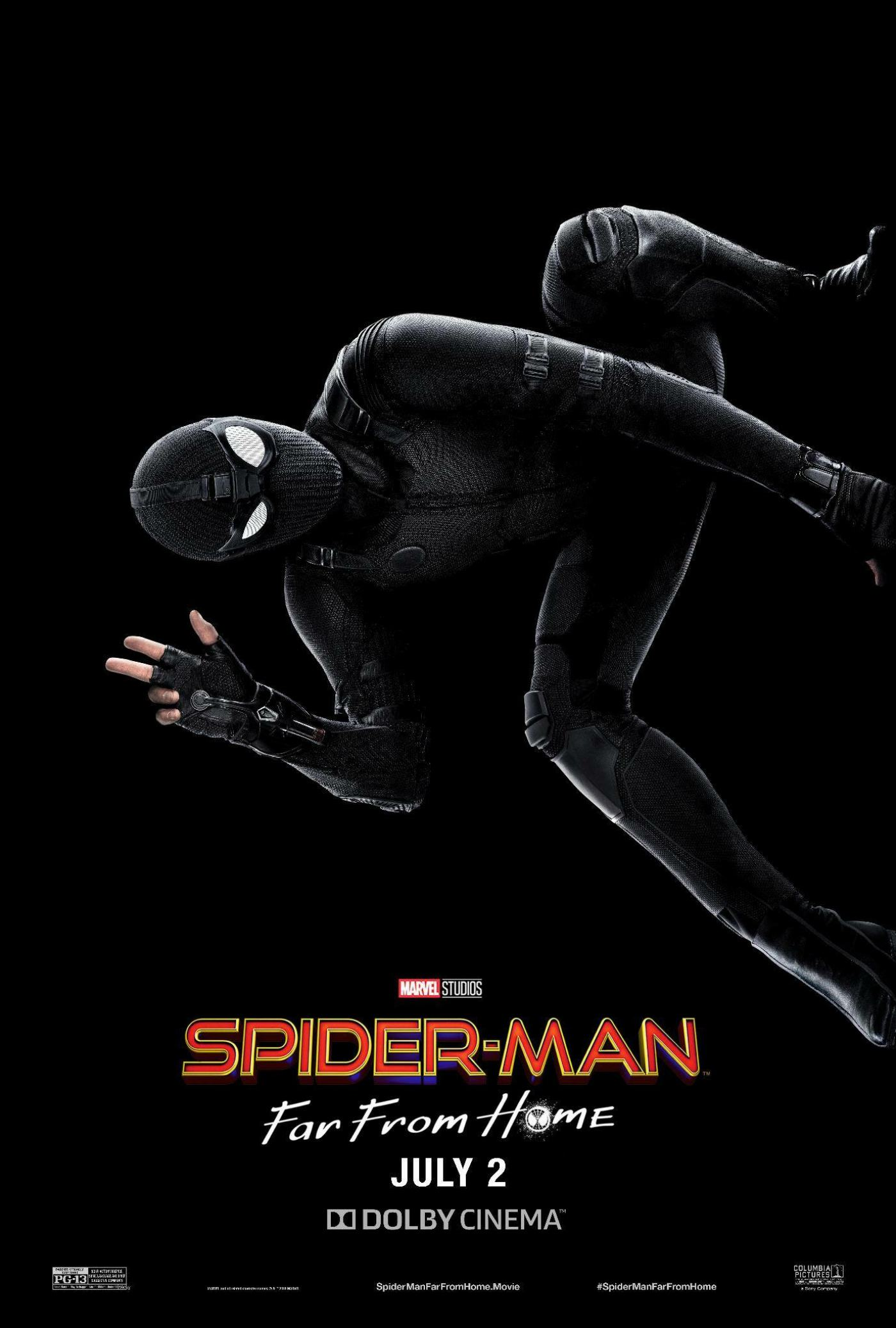 Spider-Man: Far From Home Poster #12