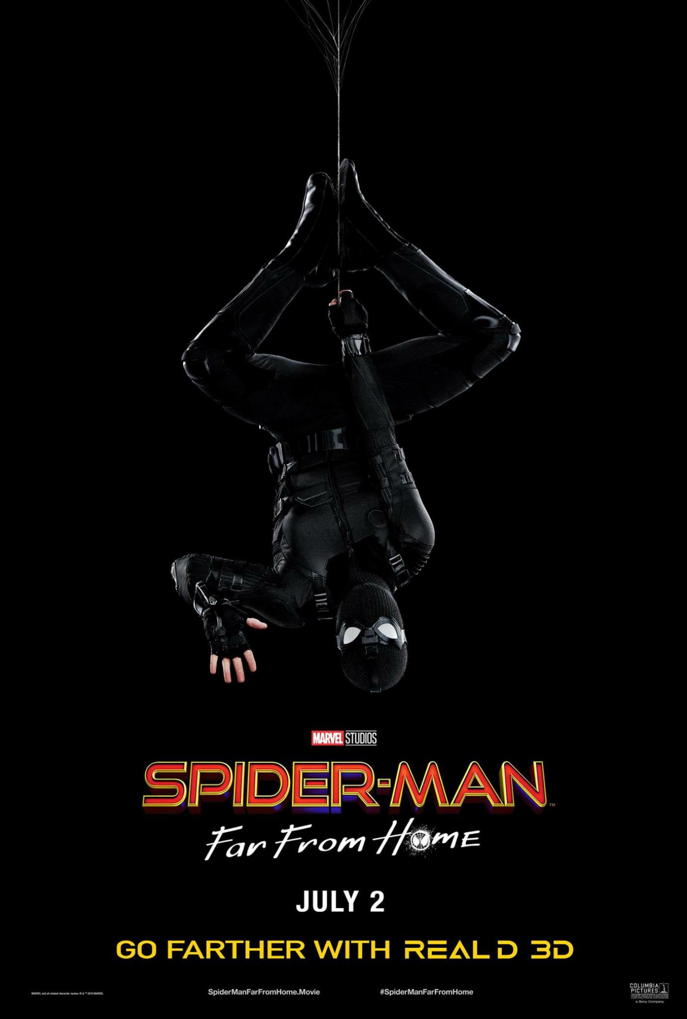 Spider-Man: Far From Home Poster #13
