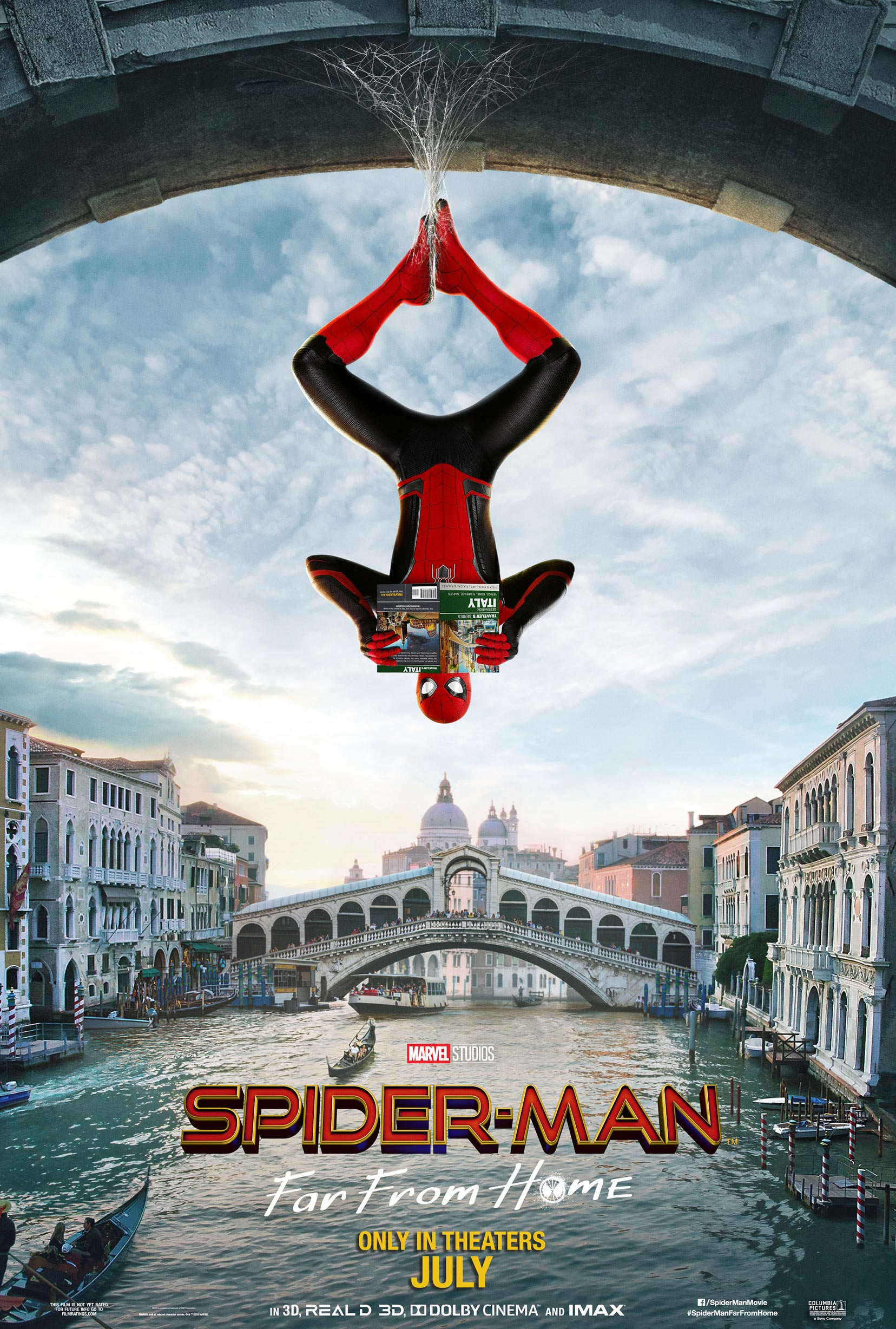 Spider-Man: Far From Home Poster #4
