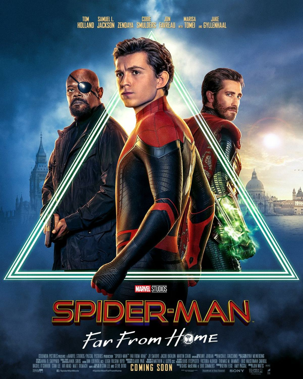Spider-Man: Far From Home Poster #6