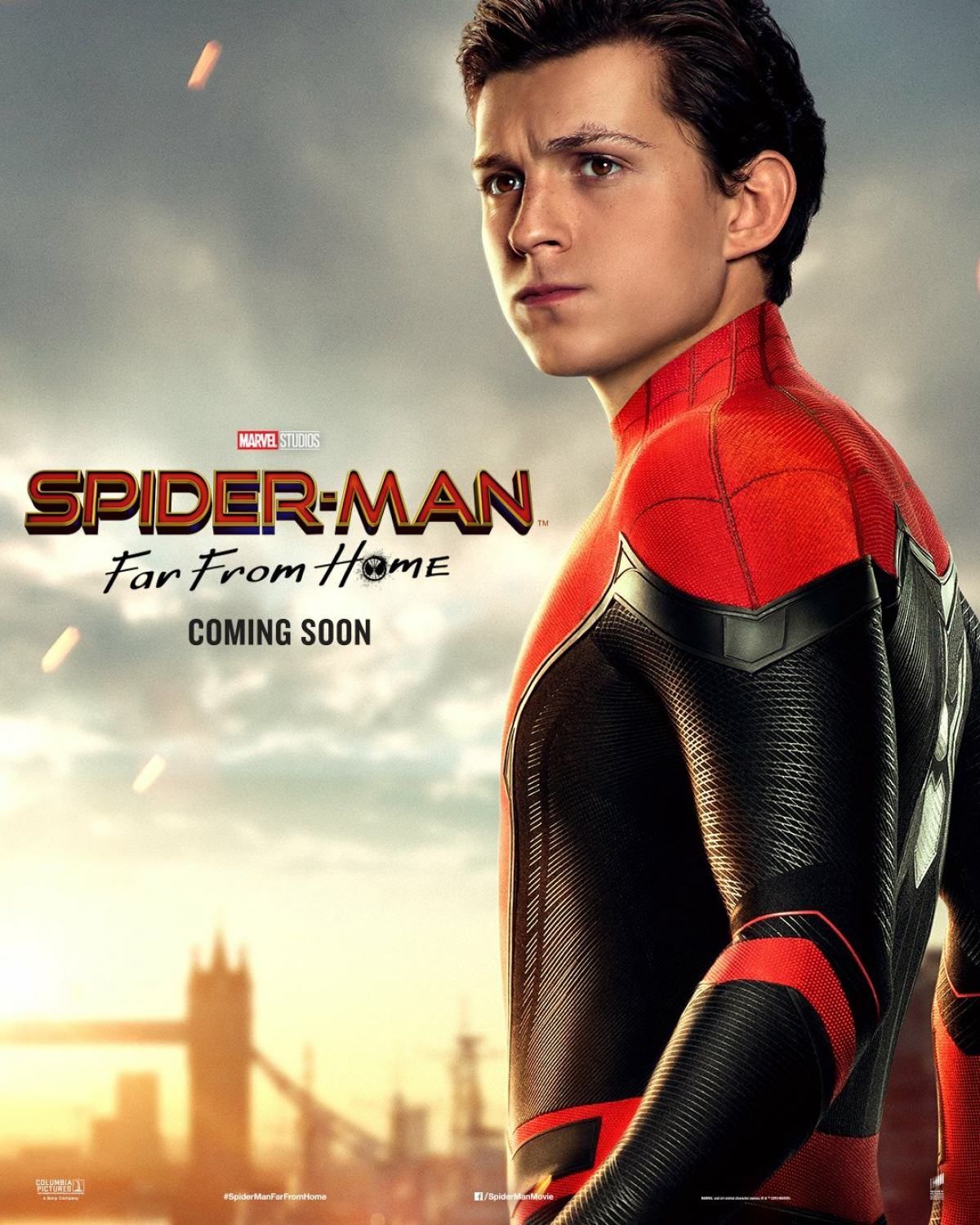 Spider-Man: Far From Home Poster #7