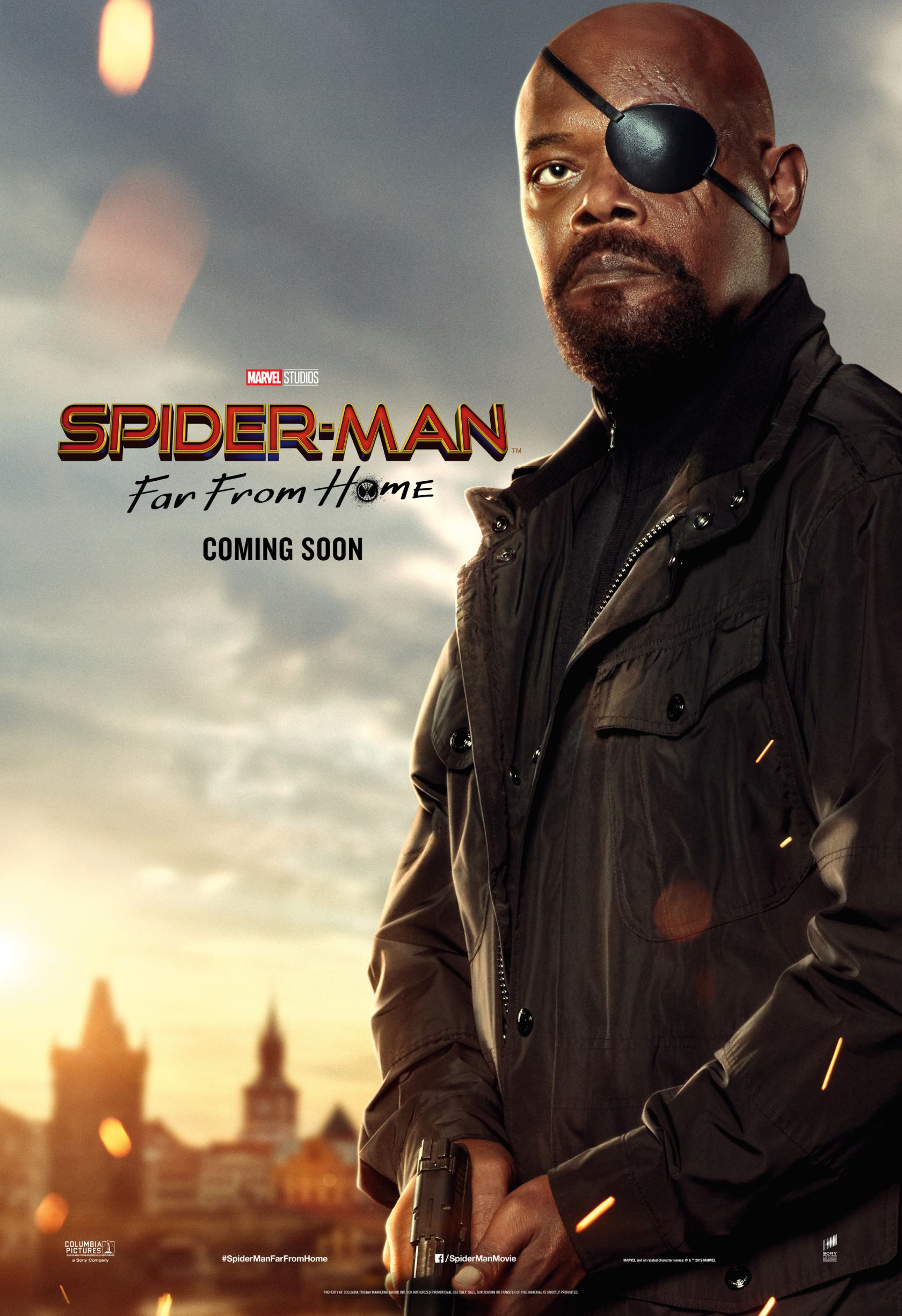 Spider-Man: Far From Home Poster #9