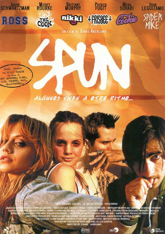 Spun Poster #1