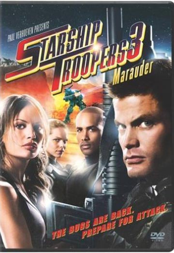 Starship Troopers 3: Marauder Poster #1