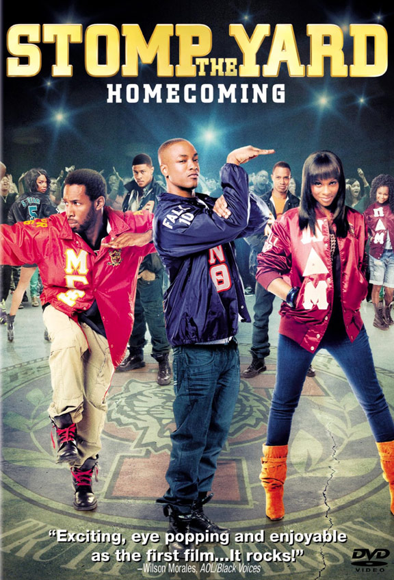 Stomp the Yard: Homecoming Poster #1