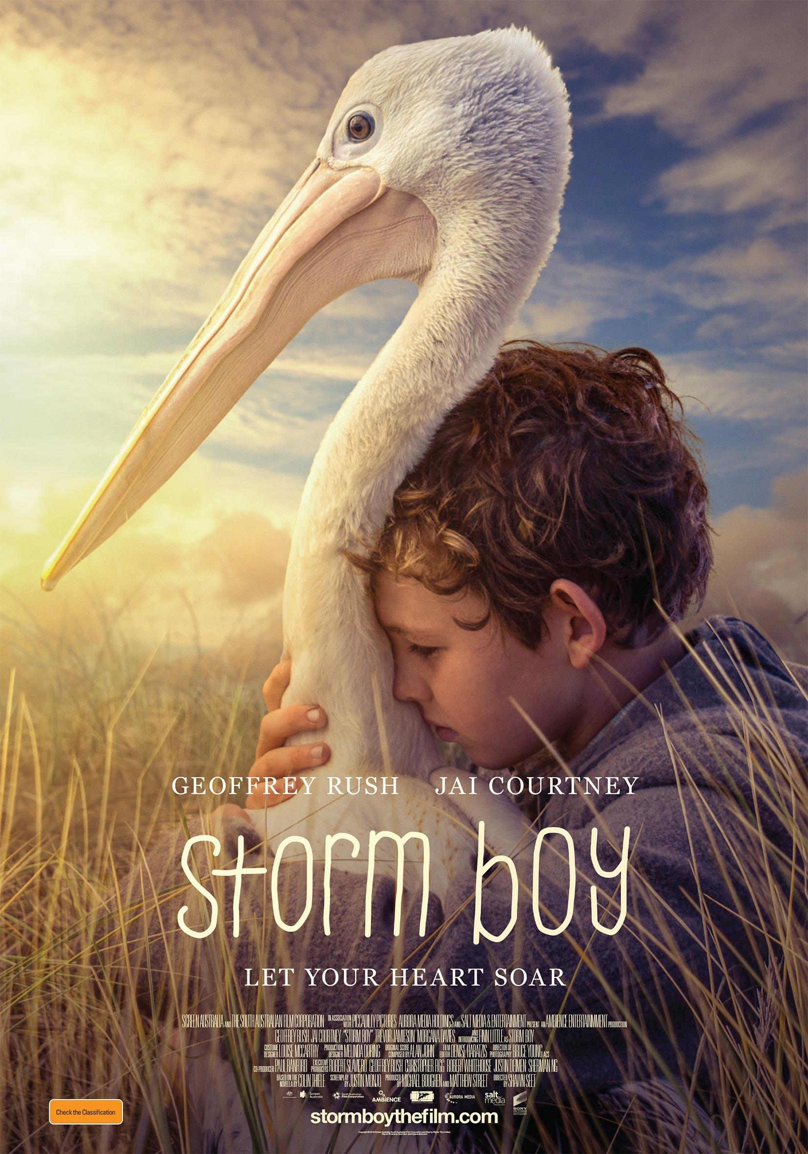 Storm Boy Poster #1
