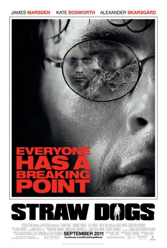 Straw Dogs Poster #2
