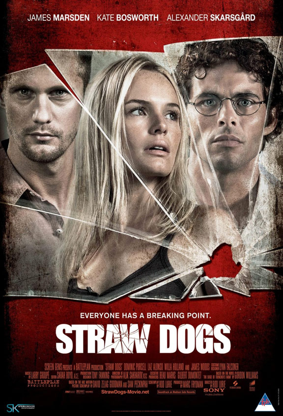 Straw Dogs Poster #7