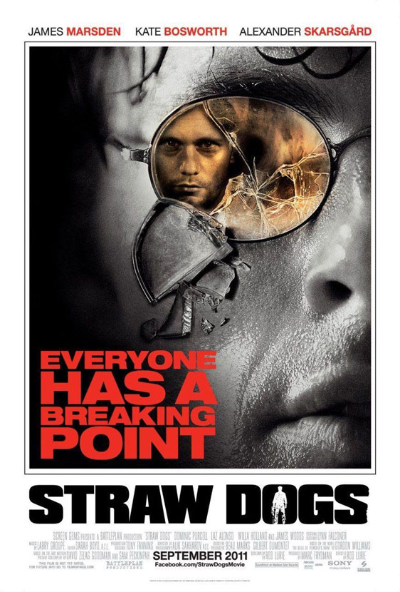 Straw Dogs Poster #1