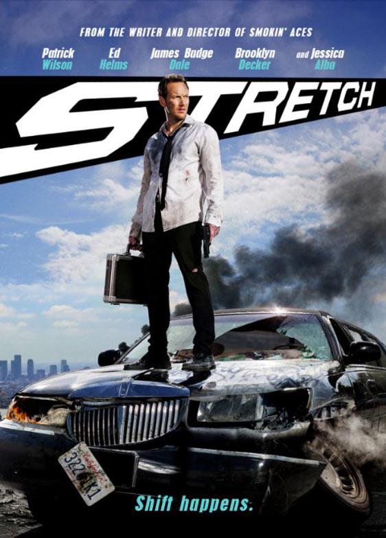 Stretch Poster #1