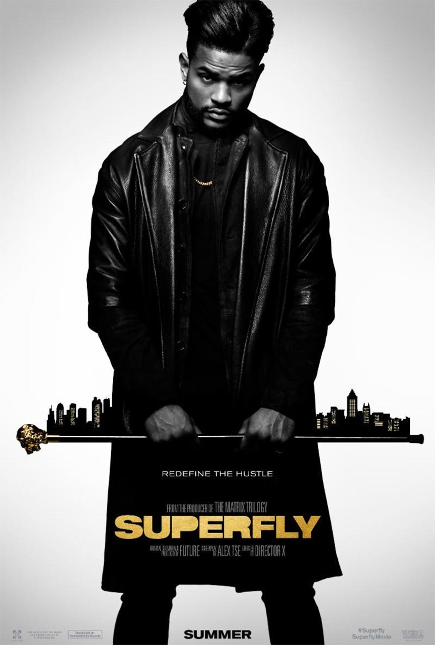 SuperFly Poster #1