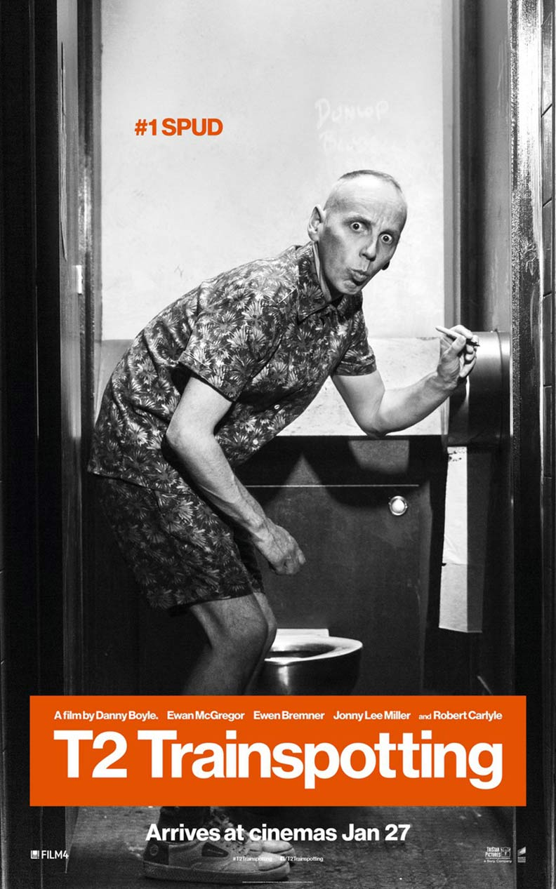 T2: Trainspotting Poster #2