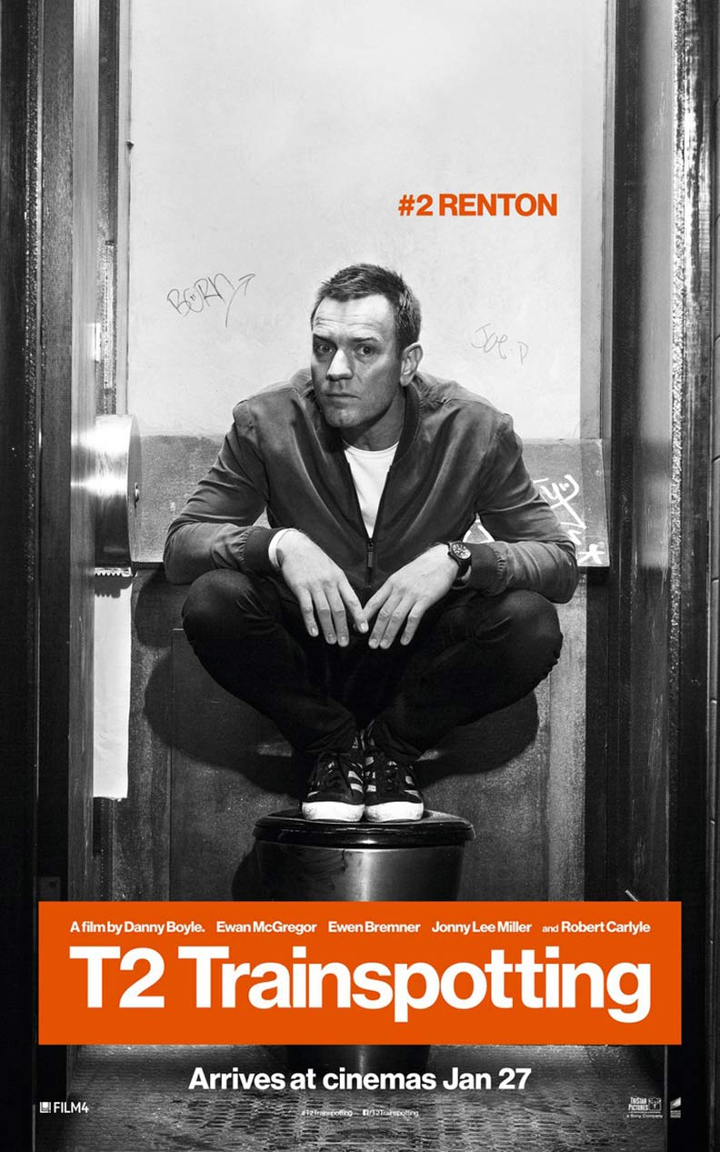 T2: Trainspotting Poster #3