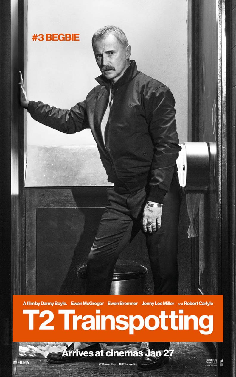 T2: Trainspotting Poster #4