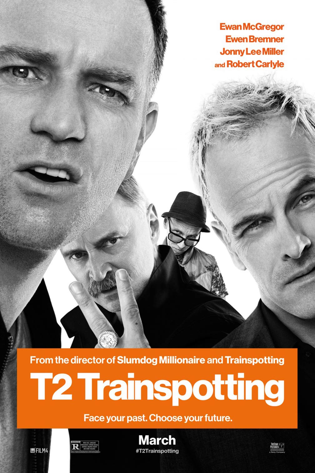 T2: Trainspotting Poster #6
