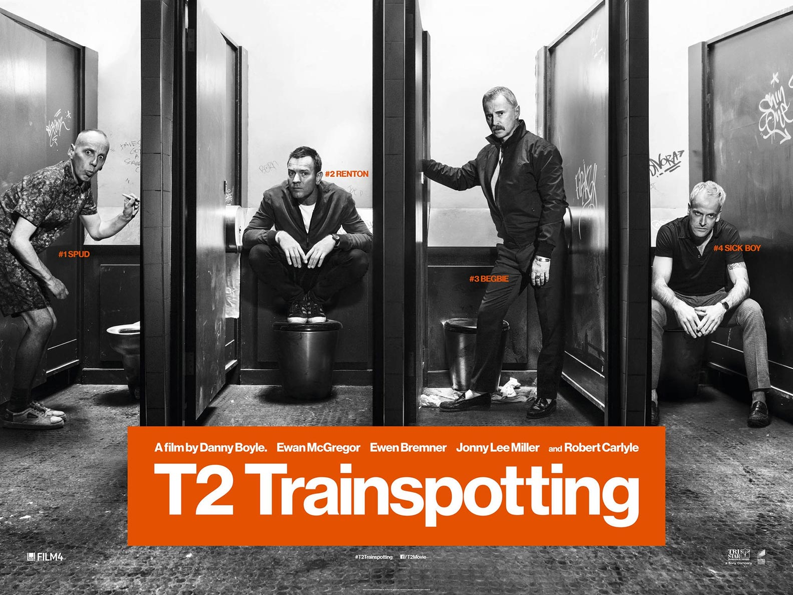 T2: Trainspotting Poster #1